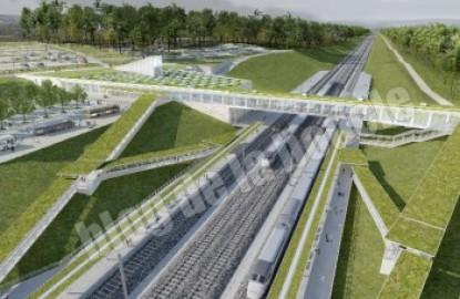 Des haltes ferroviaires à Besançon