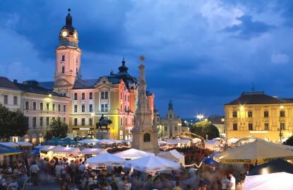 La Hongrie fête les 80 ans de la foire gastronomique de Dijon