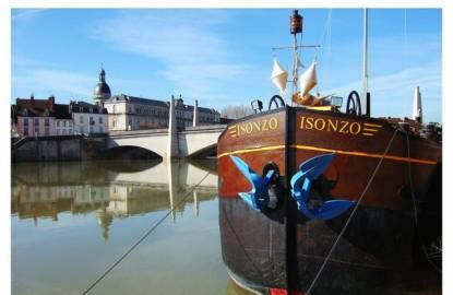 Création d'une formation technicien de transport fluvial