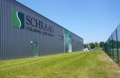 L'imprimerie Schraag mouille ses encres à l'eau de pluie