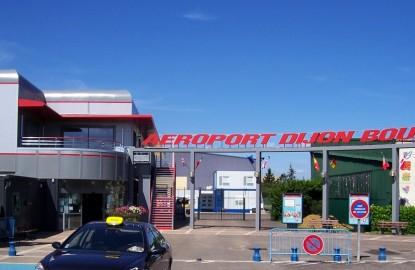 L'aéroport de Dijon renoue avec les lignes régulières