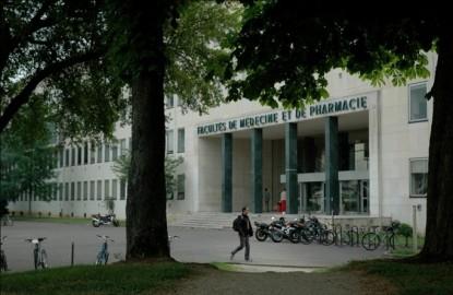 Cohiro en couveuse à la fac de médecine de Dijon