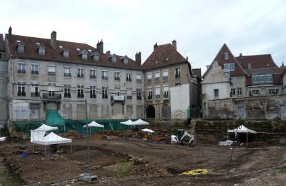 Besançon : un centre commercial au centre-ville