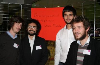 Bourgogne-Franche-Comté : des apprentis chefs d'entreprise