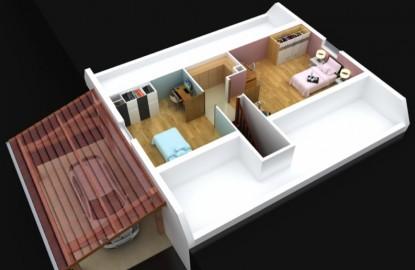 Franche-Comté : des maisons configurables sur l'Internet