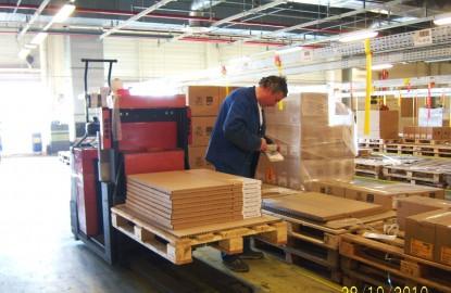 CEPL fluidifie sa logistique à Chalon-sur-Saône