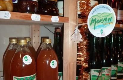 Les produits du Morvan tiennent boutique