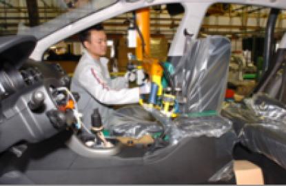 PSA Mulhouse voit la vie en Citroën