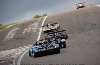 Le circuit de Dijon-Prenois maintient la bonne vitesse