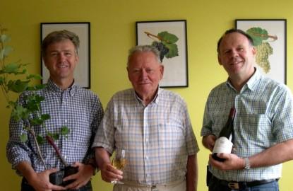 Les frères Guillaume, magiciens du plant de vigne