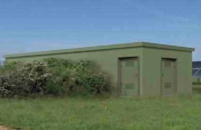 Une ferme solaire dans la côte chalonnaise