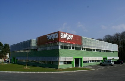Un hôtel d'entreprise toutes catégories à Mulhouse