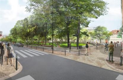 Mulhouse dévoile son Grand Centre