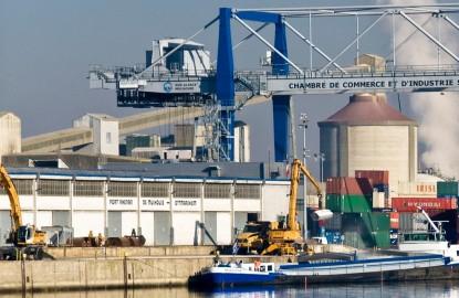 Les ports de l'Est se mettent à flot