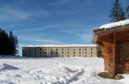 Un resort de luxe au fort des Rousses