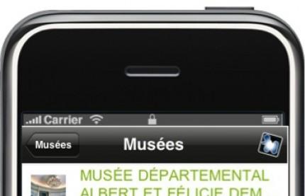 La Nuit des Musées sur mobile