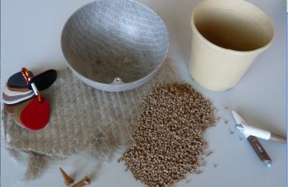 Les matériaux verts d'AgroComposites