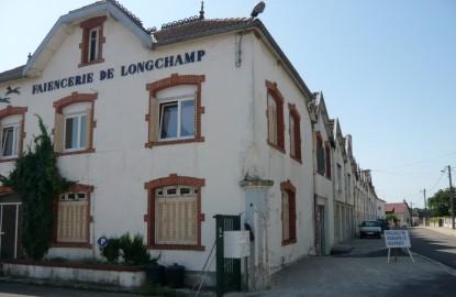 Céramique : Longchamp n'en finit pas de revivre