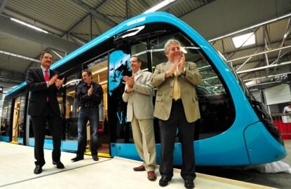 Besançon justifie le choix de son tramway espagnol