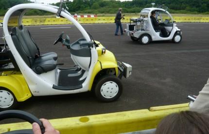 La voiture intelligente met le turbo en Haute-Saône