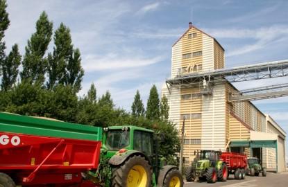 Dijon Céréales ramasse plus de blé