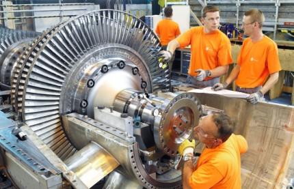GE Energy Belfort : la nouvelle usine à gaz d'EDF