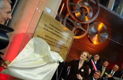 Les deux gares TGV Rhin-Rhône inaugurées