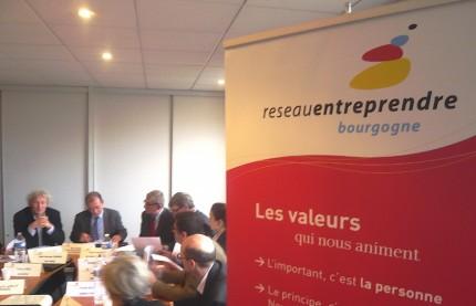 Les choix du réseau Entreprendre Bourgogne
