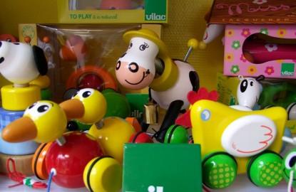 France Cartes s'offre les jouets jurassiens Vilac
