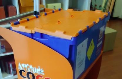 Clikéco collecte les déchets en toute franchise