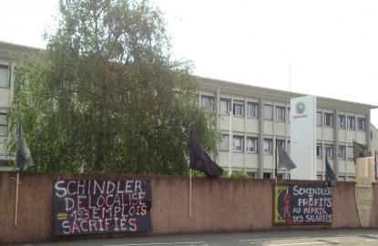 A Mulhouse, les Schindler attendent le pompier Montebourg