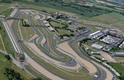 Magny-Cours réembraye sur la F1