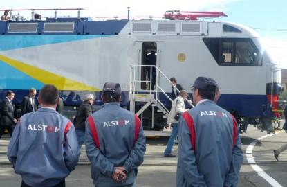 Alstom Transport réinvente le ferroviaire au Kazakhstan