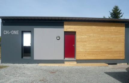 La nouvelle maison de maçon de Cubik Home