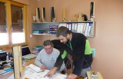 Tec-No-Ferm inaugure le pôle bois du Pays de Montbéliard