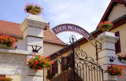 Louis Picamelot fait pétiller le vin de Bourgogne