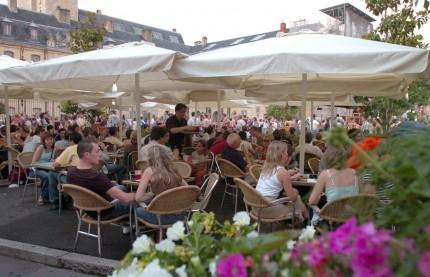Dijon : la guerre des terrasses est déclarée