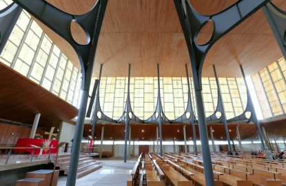 A la découverte des églises contemporaines de Dijon