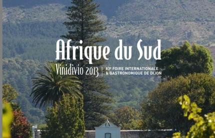 Les vins d'Afrique du Sud s'invitent à la Foire de Dijon