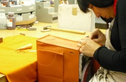 Hermès crée deux ateliers de maroquinerie en Franche-Comté