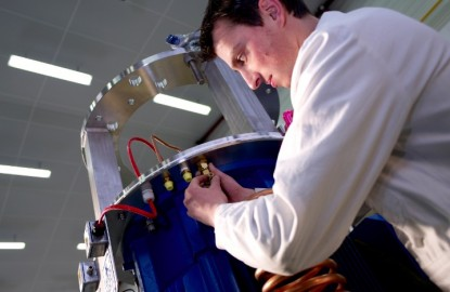 Cryostar explose son chiffre d'affaires de 80% et recrute