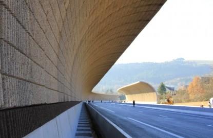 Dijon : la fin du contournement routier inauguré lundi