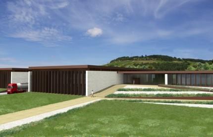 Un nouveau centre de vinification pour le champagne rosé de Moët & Chandon
