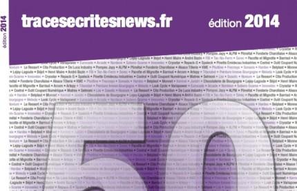 Les 50, édition 2014 de Traces Ecrites News