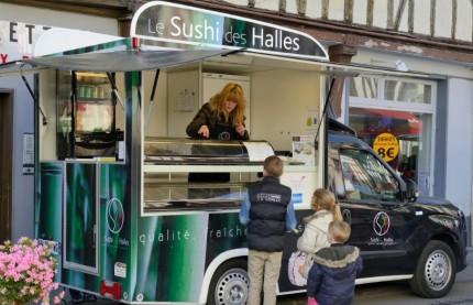Aube : Le Sushi des Halles veut conquérir le monde