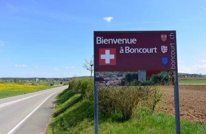 Frontière suisse : à Boncourt, plus d'emplois que d'habitants