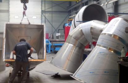 Alsace : T2i devient expert global de l'installation industrielle