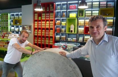 La moutarderie Fallot inaugure aujourd'hui un atelier-boutique à Dijon