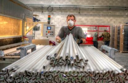 Dans l'Aube, Artemise investit plus de 5 millions pour recycler les sources lumineuses