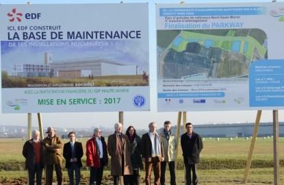 Champagne-Ardenne : un investissement de 40 millions d'euros dans le nucléaire